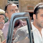 Actor Salman Khan appeared before a Jodhpur Court