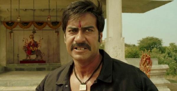 Ajay Devgn in Himmatwala 2013