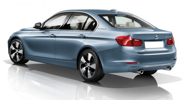 BMW 3 Series ACTIVE HYBRID 3