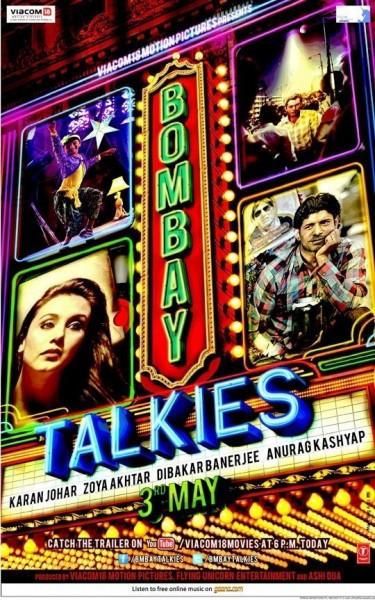 Bombay Talkies 2013 Film Poster