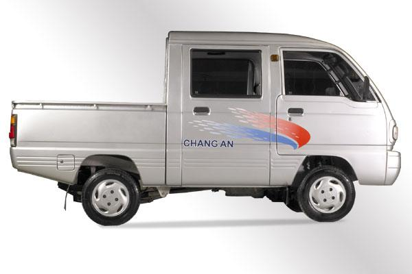 Changan Gilgit Basic 2013 Left Side Picture