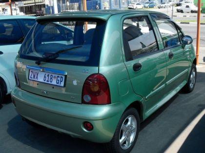 Chery QQ 0.8 Standard Green Colour
