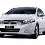 Honda City Aspire i-VTEC Front White Pictures