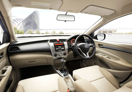 Honda City Aspire i-VTEC Interior Pictures
