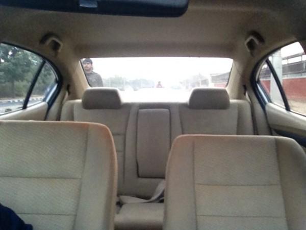 Honda City i-VTEC Full Inside
