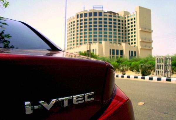 Honda City i-VTEC Mark