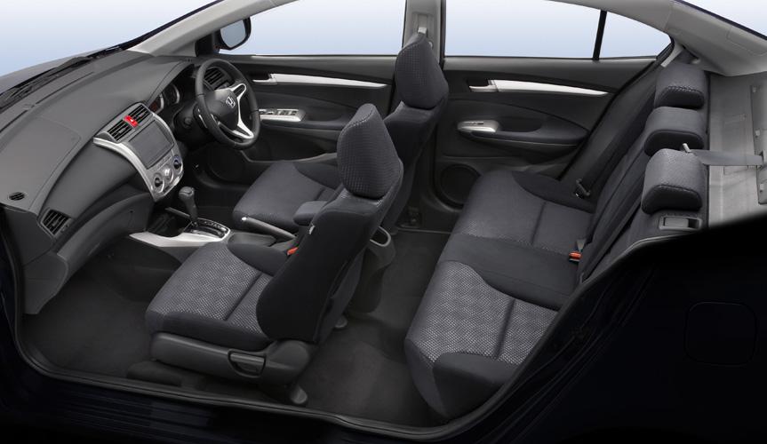 Honda City I Vtec Prosmatec Interior Pictures