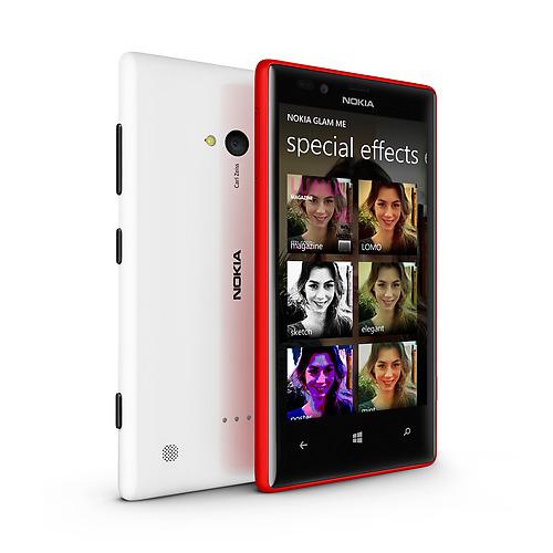 Nokia Lumia 720 Glam Me