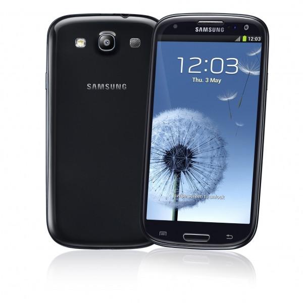 Samsung Galaxy S3 Black Spartphone