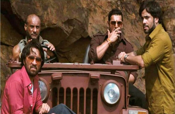 Shootout at Wadala Gang Photo
