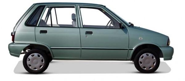 Suzuki Mehran VX Euro II New Model 2013