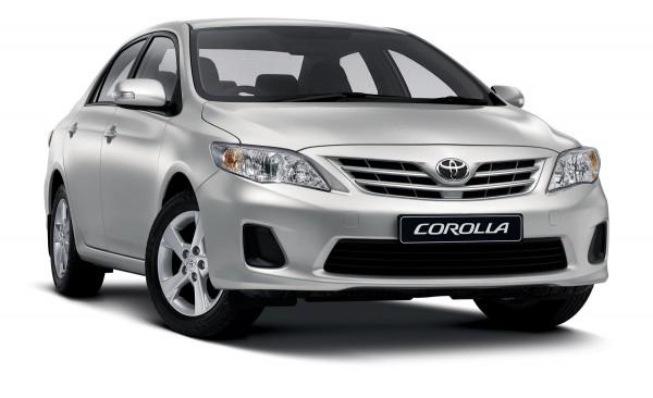 Toyota Corolla GLi VVTi