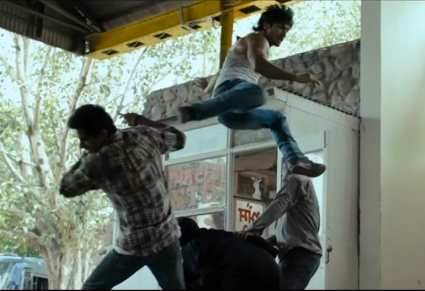Vidyut Jamwal Action in Commando 2013