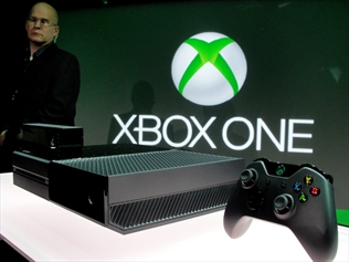 Microsoft Unveils New Xbox One Game
