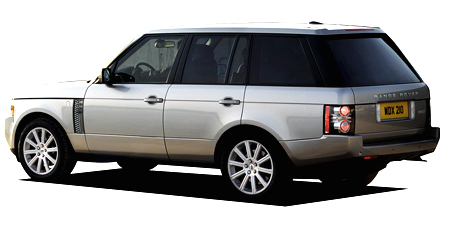 Range Rover Vogue TDV8 2013 Side View