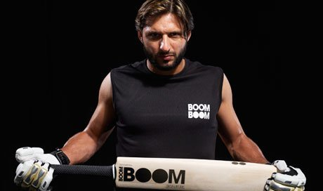Boom Boom Shahid Afridi Picture