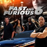 Fast & Furious 6 2013 Movie Poster