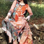 Firdous Korean Lawn Collection 2013
