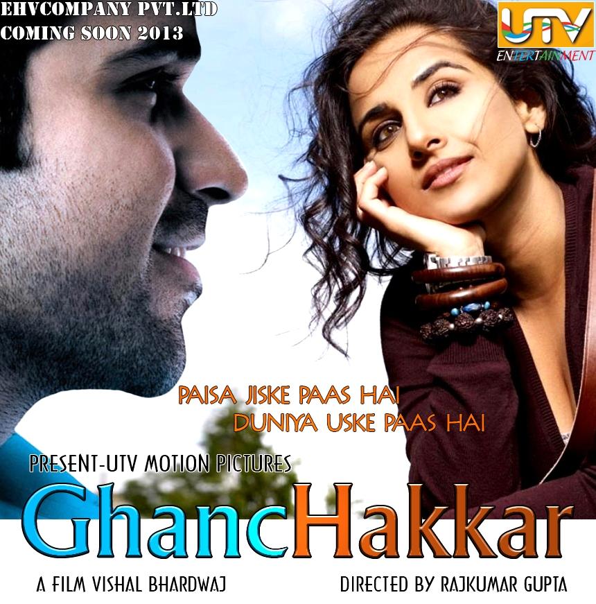 hindi movie ghanchakkar 2013 poster