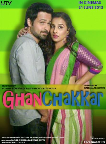 Ghanchakkar 2013 Movie Poster