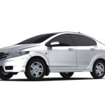 Honda City Aspire i-VTEC Prosmatec Side View Picture