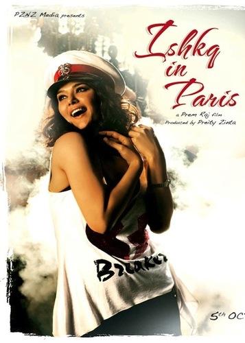 Ishkq in Paris 2013 Film Poster