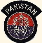 Pakistan Police Punjab Insignia