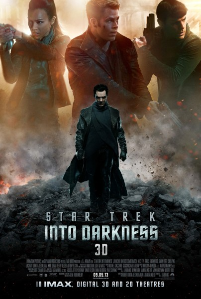 Star Trek into Darkness  Movie 2013 Image
