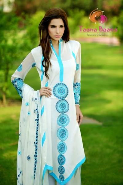Taana Baana Latest Summer Collection 2013 (3)