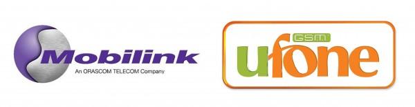 Mobilink & Ufone Logo