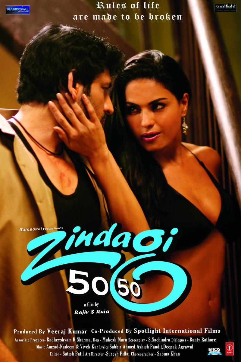 zindagi 50 50 movie poster