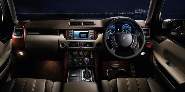 Range Rover Vogue TDV8 2013 Interior View