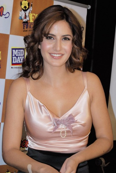 Bollywood Beautiful Actress Katrina Kaif
