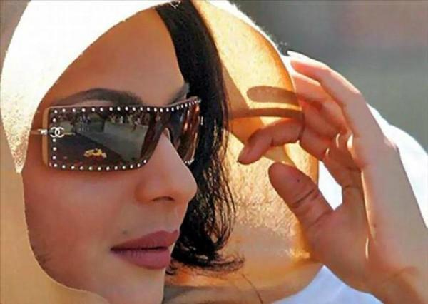 Pakistani Actress Meera image