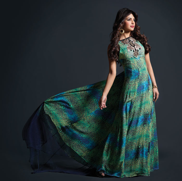 Pryanka Chopra brand ambassdar of Ittehad Textiles 2013