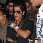 Shahrukh Khan Shoulder Surgery