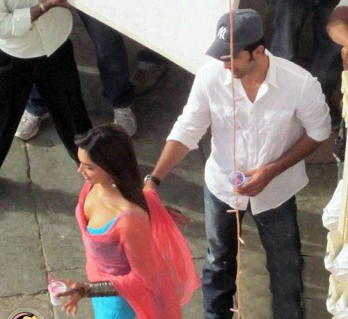 Ranbir Kapoor & Deepika Padukone
