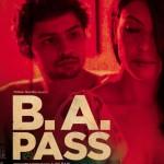 B.A Pass Movie 2013 Poster