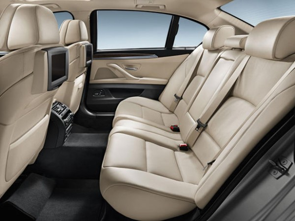 BMW 5 Series F10 M Interior View
