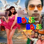 Boyss Toh Boyss Hain Movie 2013 Poster