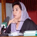Dr Fahmida Mirza Picture