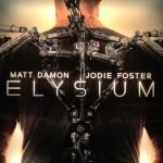 Elysium Movie 2013 Poster