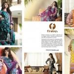 Firdous Chiffon Women Collection 2013 Wallpaper
