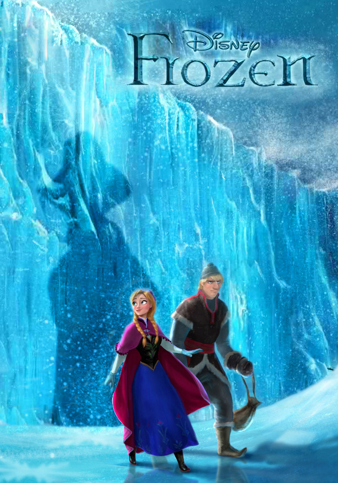 3d animated film frozen 2013 movie trailer