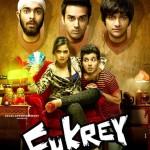 Fukrey Movie 2013 Poster