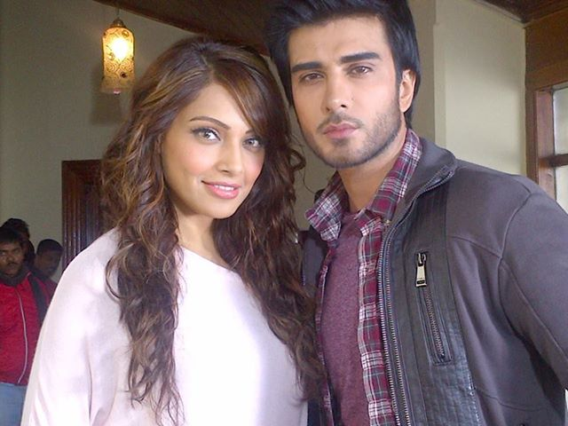 Imran Abbas Amp Bipasha Basu Photo