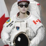 Justin Bieber Space Costume Photo