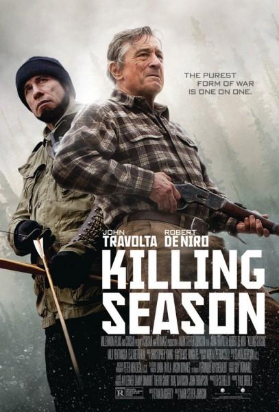 Killing Season 2013 Movie Poster