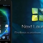 Next Launcher 3D Android Smartphone Apps