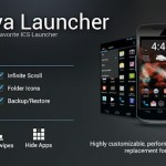 Nova Launcher Android Smartphone App